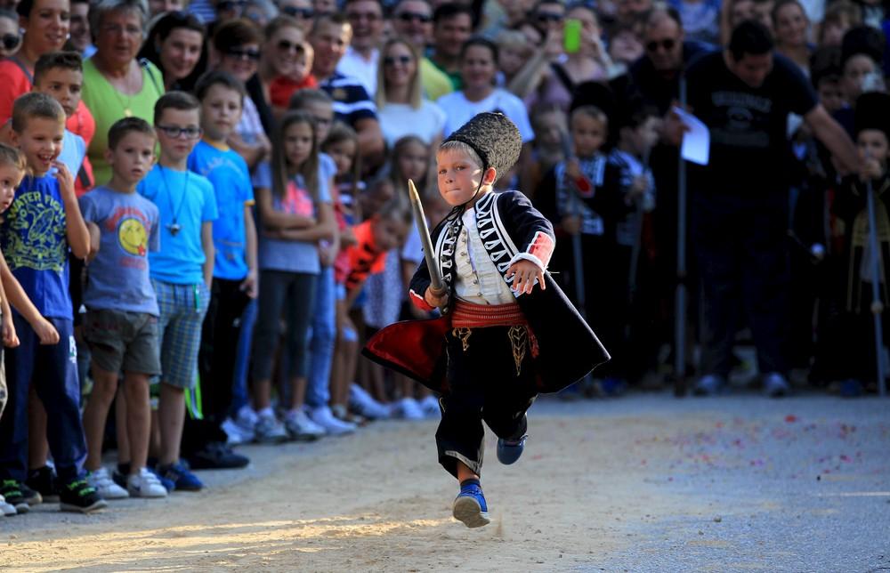 Children's Alka Tournament