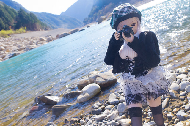 Shutter chance!! Model: DollfieDream Rina Ogata