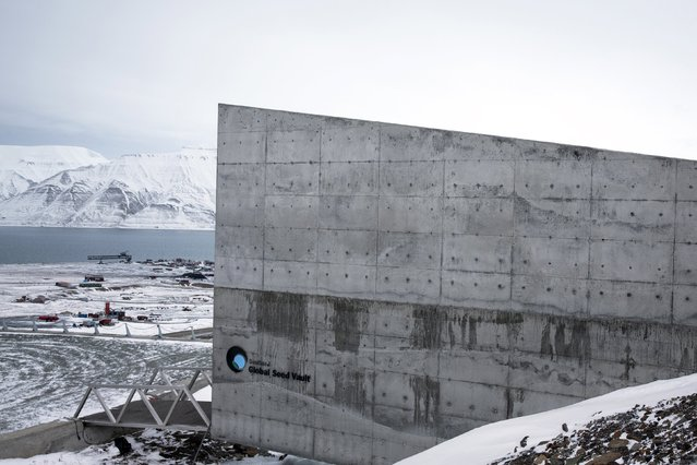 International gene bank Svalbard Global Seed Vault (SGSV) near Longyearbyen on Spitsbergen, Norway, October 19, 2015. (Photo by Anna Filipova/Reuters)