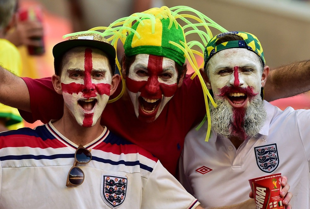 World Cup Soccer Fans
