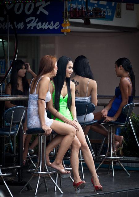 Pattaya, Thailand, 2012. (Photo by seua_yai)