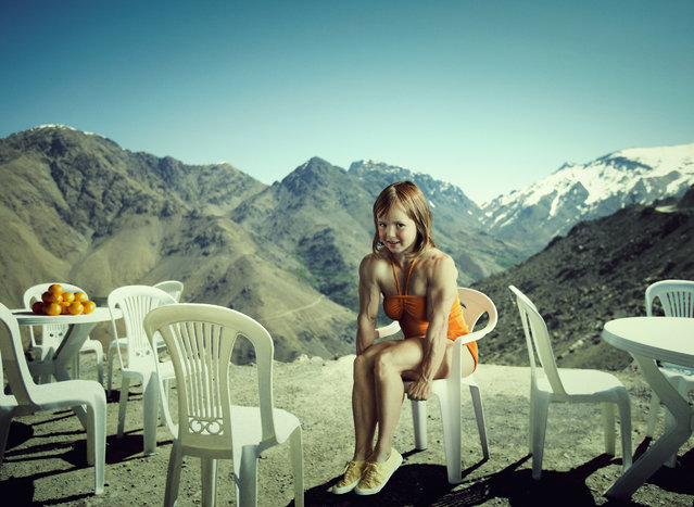 """Bodybuilders' World"" Project by Photographer Kurt Stallaert"