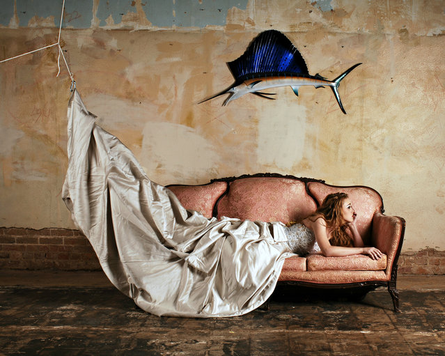 """""""Catch of the Day"""". (Photo by Studio d'Xavier)"""