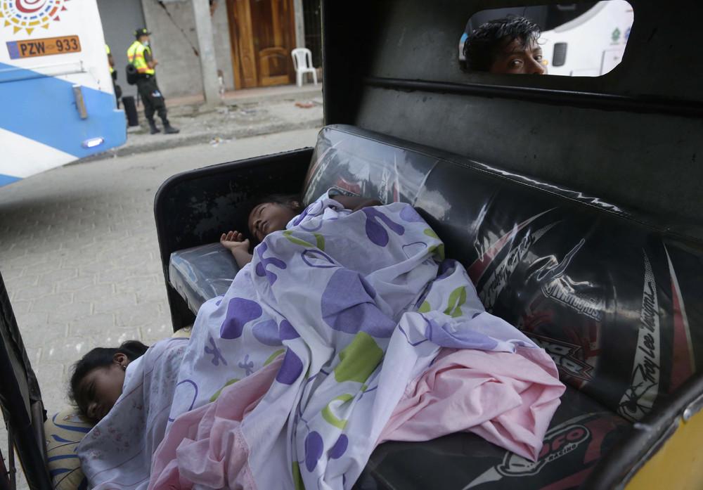 Ecuador Post-Quake