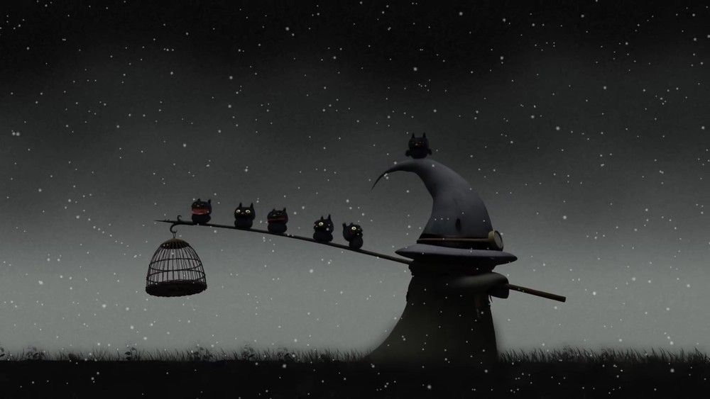 Clip of the Day: Les Pires – Совы Нежные (Owl Me Tender)