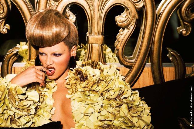 Beyonce By Ellen Von Unwerth