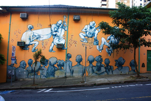 PAULO ITO. Pinheiros – São Paulo, 2010. (Photo by Fernando Gomes)