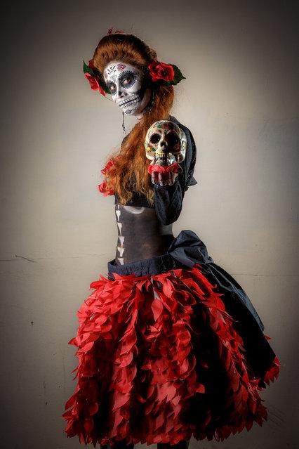 Viviana Alvarez, 25, Greenacres. (Photo by Thomas Cordy/The Palm Beach Post)