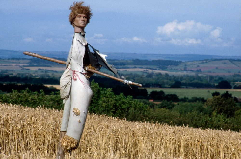Britain's Terrifying Army of Scarecrows
