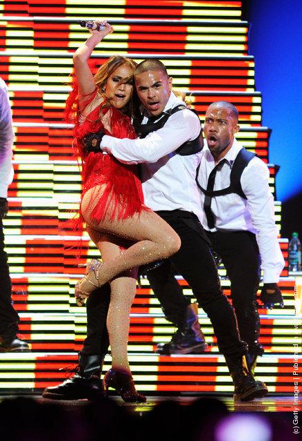 iHeartRadio Music Festival, Jennifer Lopez