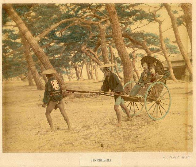 Jinrikishia