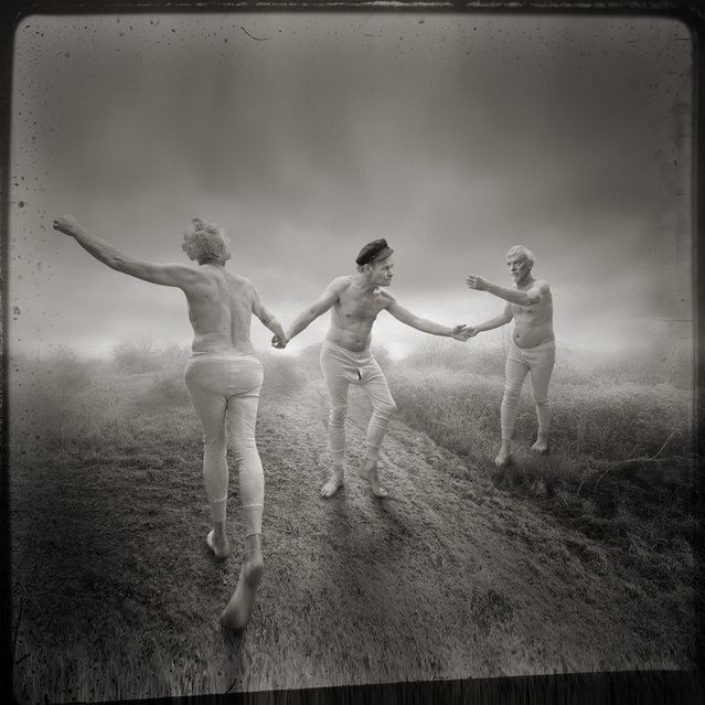 Bacchanalia. Photo Art by Yves Lecoq