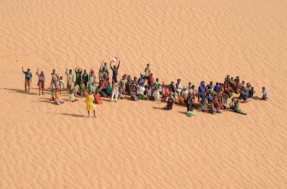 Pictures of Recent Events: Mali Conflict
