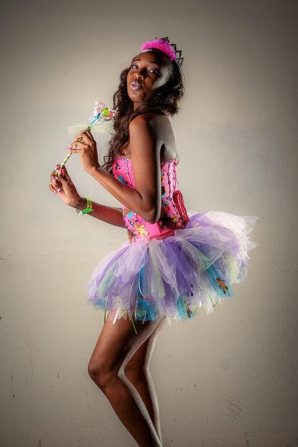 Deanna Rocker, 23, West Palm Beach. (Photo by Thomas Cordy/The Palm Beach Post)