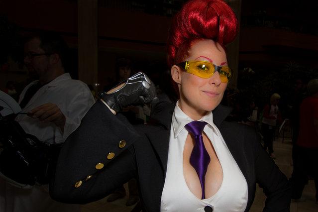 Anime Weekend Atlanta 2012. (Andrew Williams)