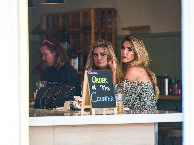 Mischa Barton and Audrina Patridge are seen on June 26, 2019 in Los Angeles, California. (Photo by gotpap/Bauer-Griffin/GC Images)