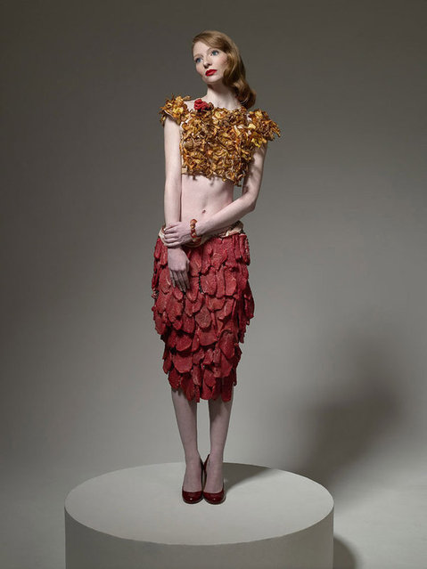 Hunger Pains Food Fashion