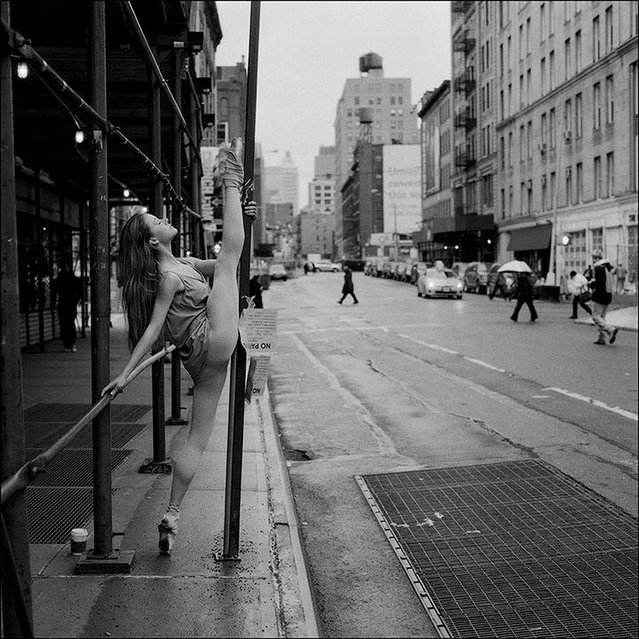 The Ballerina Project by Photographer Dane Shitagi