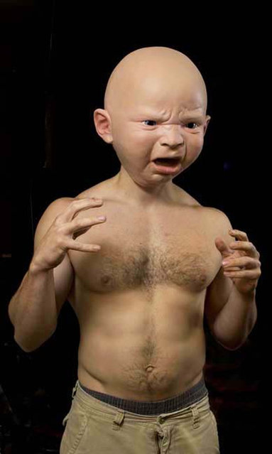 Baby Head Masksl