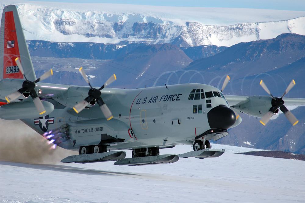 Antarctic Station McMurdo