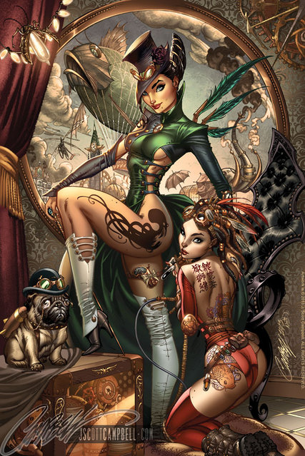 Disney For Adults By Jeffrey Scott Campbell Part2