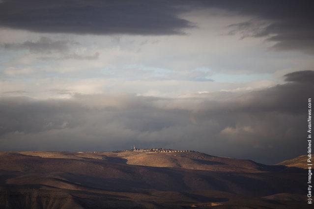 General Views Of Israeli Settlements