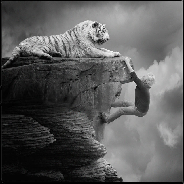 It's time to learn!. Photo Art by Yves Lecoq