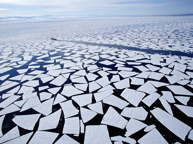 McMurdo Station Antarctic