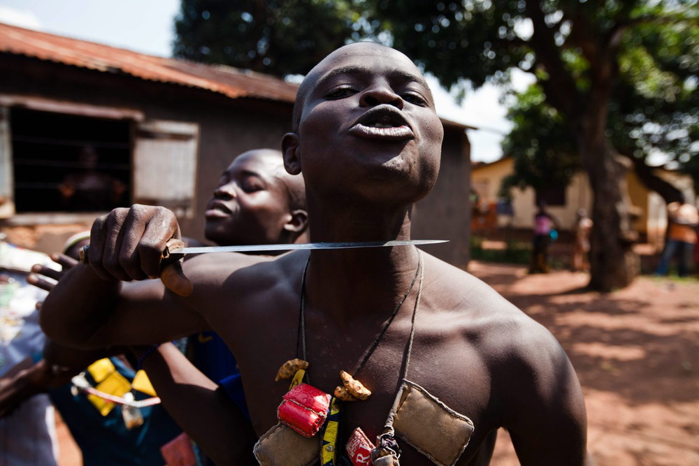 Religious Violence in Central African Republic