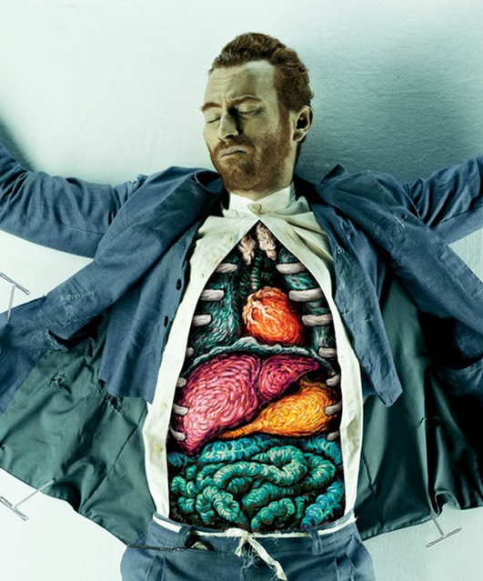 Dissected: Dali, Picasso & Van Gogh