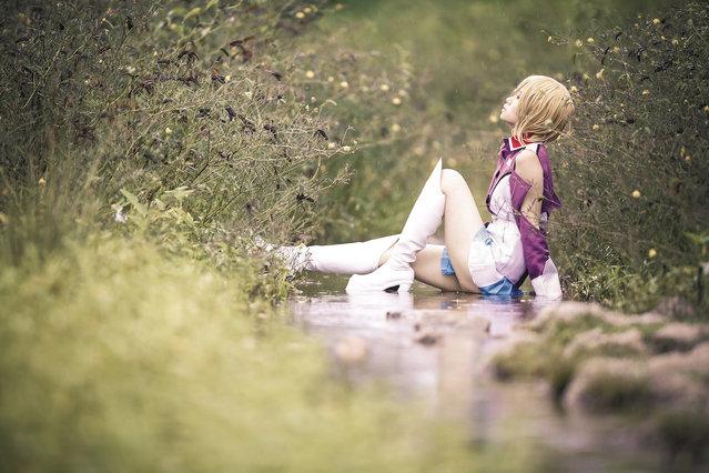 Stella – Amber. (Photo by Farid Aluwi)
