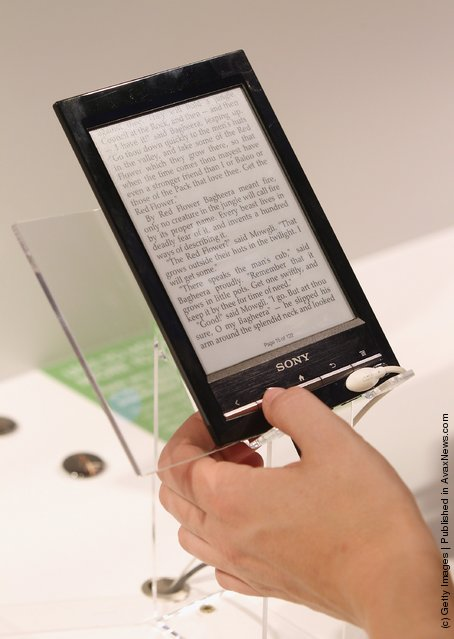 Sony Reader with Wifi