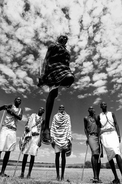 """Masai "". Photo location: Kenya. (Photo and caption by Abdulaziz Alasousi/National Geographic Photo Contest)"