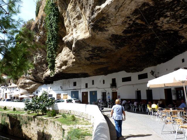 Setenil De Las Bodegas
