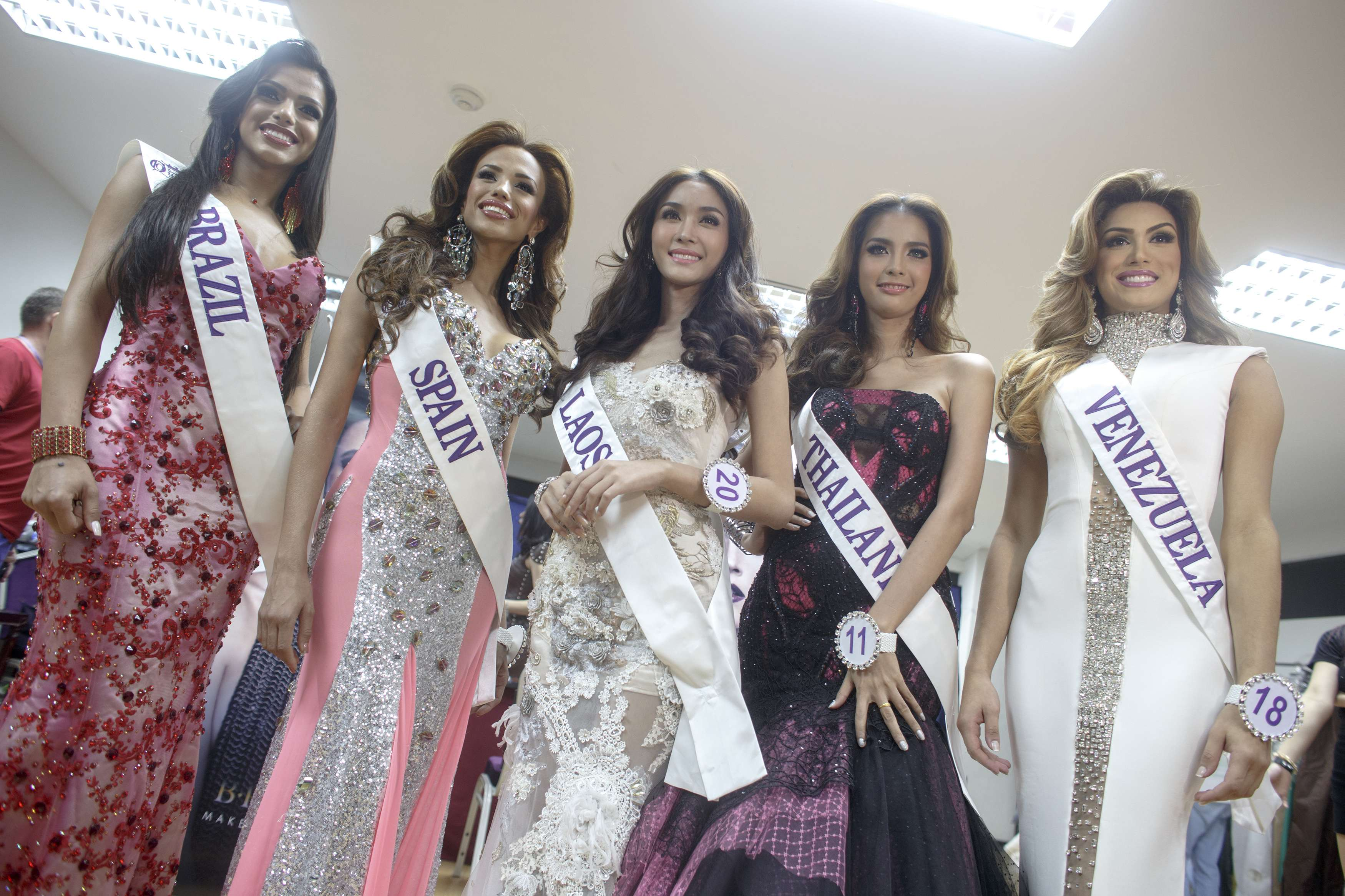 India's Transgender Beauty Queen Once Washed Dishes, Survived Assault