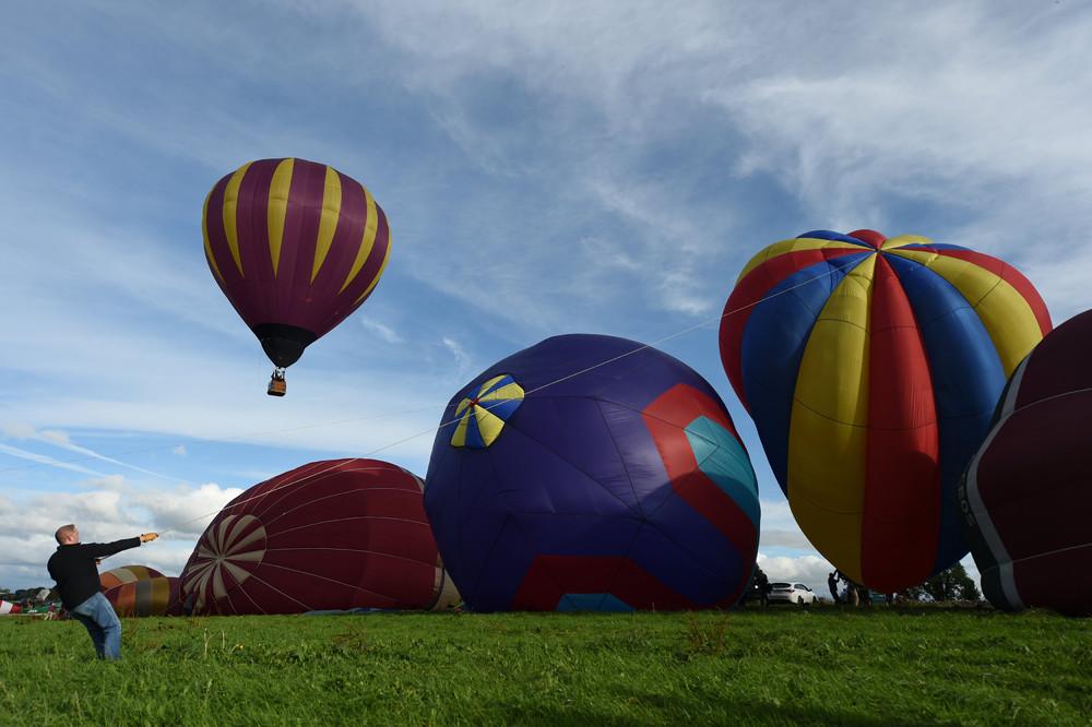 Irish Hot Air Ballooning Championships