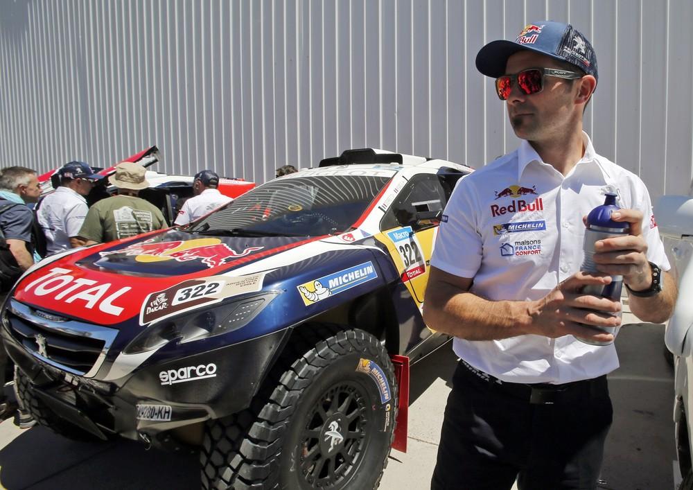 The Dakar Rally 2015