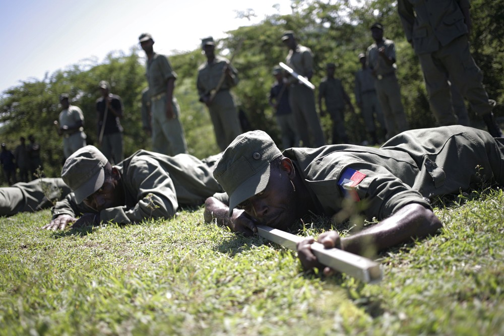 The Armed Forces of Haiti