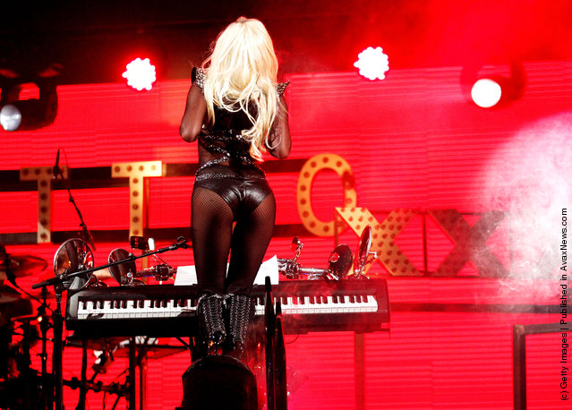 iHeartRadio Music Festival, Lady Gaga