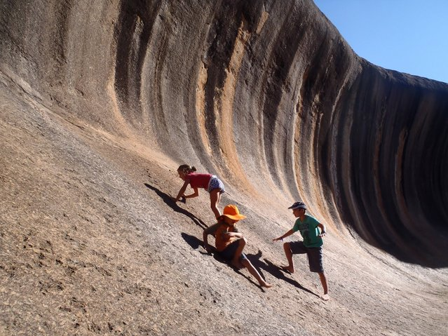 Wave Rock, Arizona