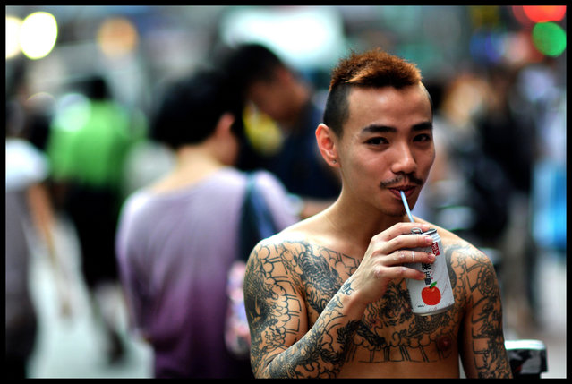 Hong Kong Street Photography