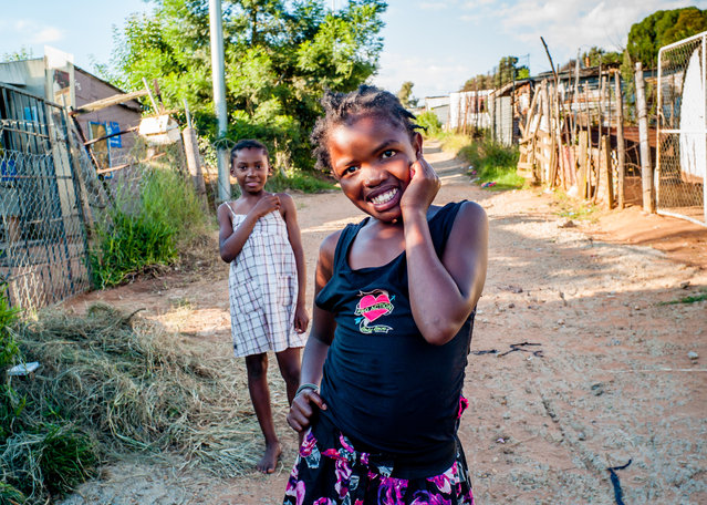 Daily life, Soweto, South Africa. By Chris Kirby, finalist: portfolio. (Photo by Chris Kirby/UK National Geographic Traveller Photography Competition 2018)