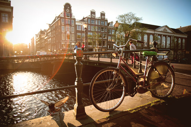 """And then the sun showed up..."" On a trip trough Netherlands. Location: Amsterdam. (Photo and caption by David Markovic/National Geographic Traveler Photo Contest)"
