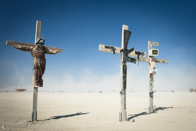 Burning Man 2013. (Photo by Neil Girling)