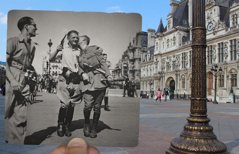 Paris Picture Overlays