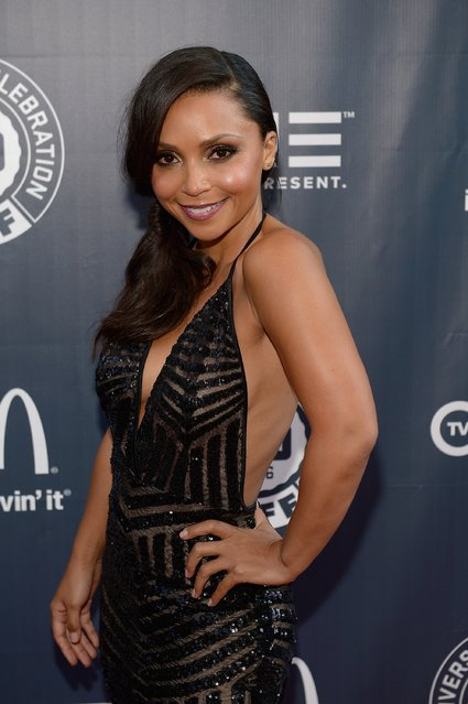 """Danielle Nicolet  attends American Black Film Festival – Opening Night Film """"Central Intelligence"""" on June 15, 2016 in Miami, Florida. (Photo by Gustavo Caballero/Getty Images)"""