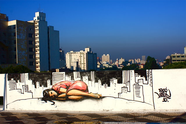 WHIP. Não existe mais - Pintaram tudo de cinza... Dr. Arnaldo – São Paulo, 2010, Brasil. (Photo by Fernando Gomes)