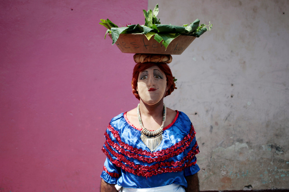 San Jeronimo Festivities in Nicaragua
