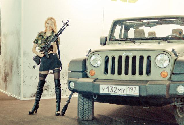 IgroMir 2011. (Photo by Sergey Galyonkin)