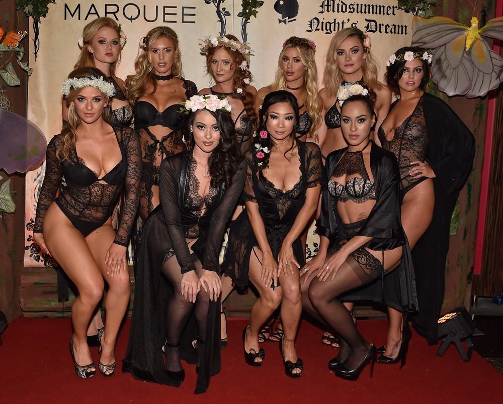 Playboy Midsummer Night's Dream Party